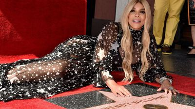 Wendy Williams reflects on tough year at Walk of Fame ceremony