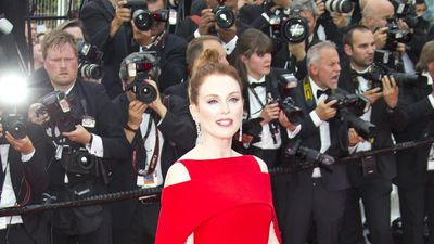 Julianne Moore thinks Love Island is 'shocking'