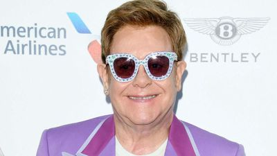Elton John says Taron Egerton is like 'family'