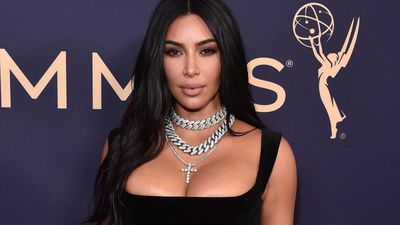How did Kim Kardashian West celebrate her birthday?