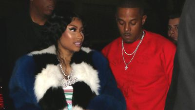 Nicki Minaj and Kenneth Petty marry