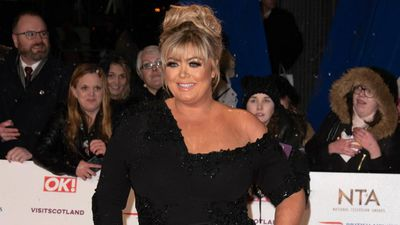 Gemma Collins suffering from chest infection