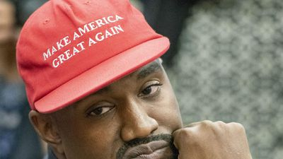 Kanye West still wants to be President