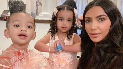 Dream Kardashian celebrates third birthday