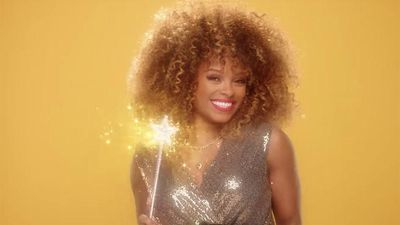 Fleur East works her festive magic in Debenhams Christmas advert