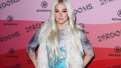 Kesha want people to have fun with new make up collection