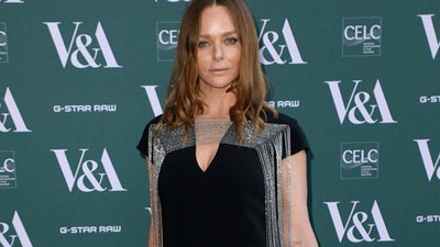 Stella McCartney wants to make veganism cool