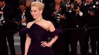 EXCLUSIVE: Emilia Clarke says she learned 'everything' from Emma Thompson