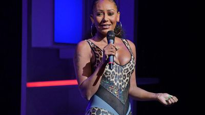 Mel B doesn't mind 'snooping' on a partner's phone