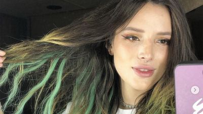 Bella Thorne loves making 'abnormal changes' to her hair