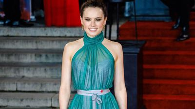 Daisy Ridley won't talk about romance