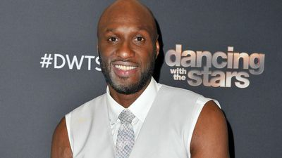 Lamar Odom slammed by son