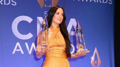 Kacey Musgraves and Luke Combs win big at Country Music Awards 2019