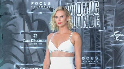 Charlize Theron wants to 'support' her kids