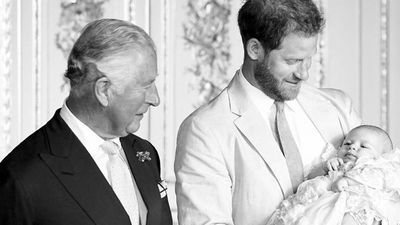 Duke and Duchess Of Sussex share new Archie picture on Prince Charles' birthday