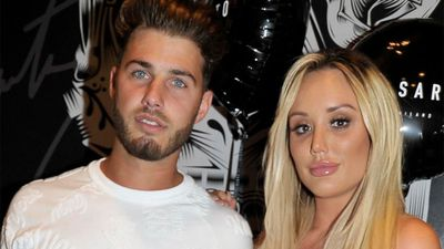Charlotte Crosby splits from Joshua Ritchie