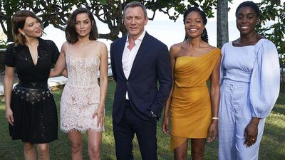 Naomie Harris: Women drive the plot in No Time To Die