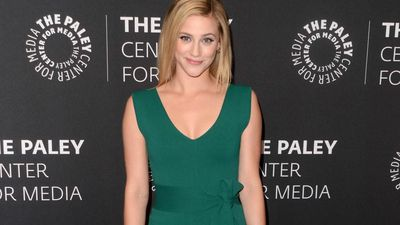 Lili Reinhart blames photoshopping apps for eating disorders