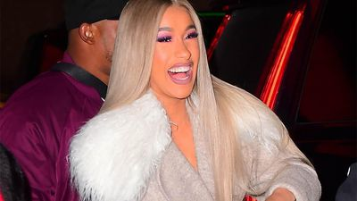 Cardi B motivated by family