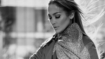Jennifer Lopez is the face of Coach