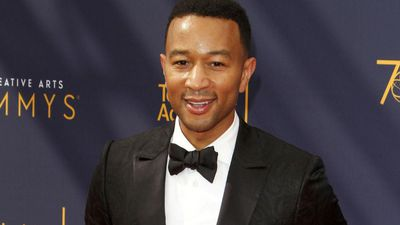 John Legend enjoying sexiest man title