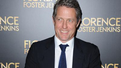 Hugh Grant: 'There was pressure' starring in 'The Gentleman'