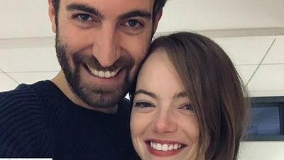 Emma Stone engaged