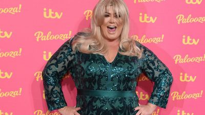 Gemma Collins stashes cheese in car boot to lose weight