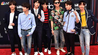 BTS are working on their next album!