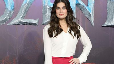 Idina Menzel believes Frozen II is better than the first film