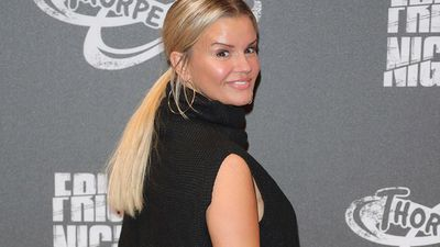 Kerry Katona turns to religion after 'rocky' time