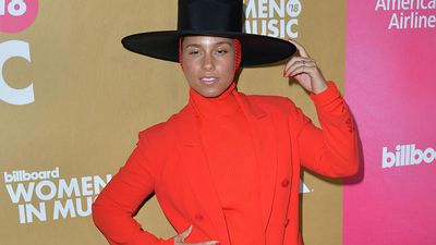 Alicia Keys wants to make the Grammy Awards a 'lovefest'