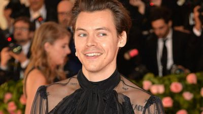 Harry Styles compared releasing new music to giving birth