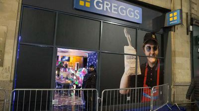 Lewis Capaldi treats fan to GBP5K worth of Greggs after Glasgow gig