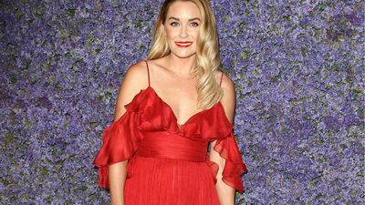 Lauren Conrad is creating new Christmas traditions with her sons