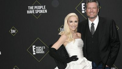 Blake Shelton wants to forget who he was before Gwen Stefani