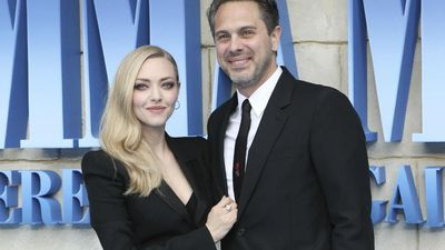 Thomas Sadoski wants more kids with Amanda Seyfried