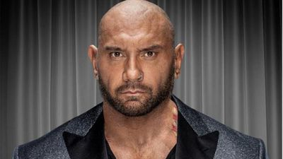 Dave Bautista to be inducted into WWE Hall of Fame