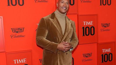 Dwayne Johnson 'spoils' his daughters
