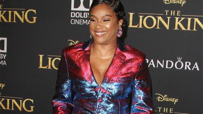 Tiffany Haddish keeps microscope in bedroom