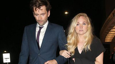 David Tennant's baby spent six days in hospital last month