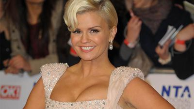 Kerry Katona loves to be nude