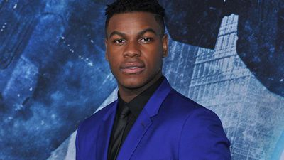 John Boyega and his Star Wars co-stars cried on last day of shooting