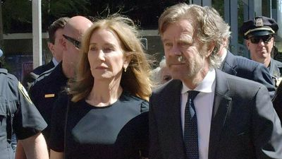 Felicity Huffman's daughter hints she is attending college next year