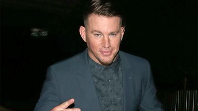 Channing Tatum teaches daughter to box so she can defend herself