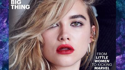 Florence Pugh finds social media 'terrifying'