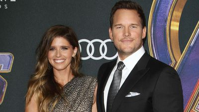 Katherine Schwarzenegger's birthday treat!