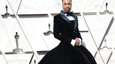 Billy Porter sees fashion as an 'expression' of who he is.