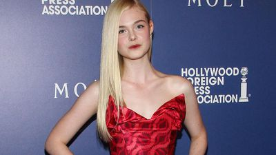 Elle Fanning is scared of Twitter