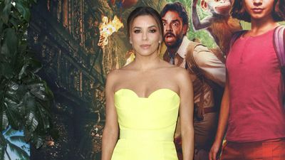 Eva Longoria's family is complete